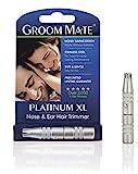 Groom Mate Platinum XL Haartrimmer für Nase und Ohren